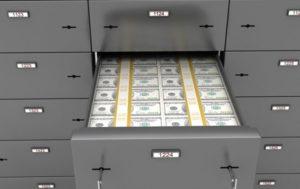 Сколько стоит аренда банковской ячейки?