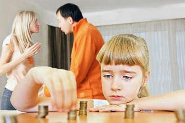 Как заставить отца платить алименты полностью