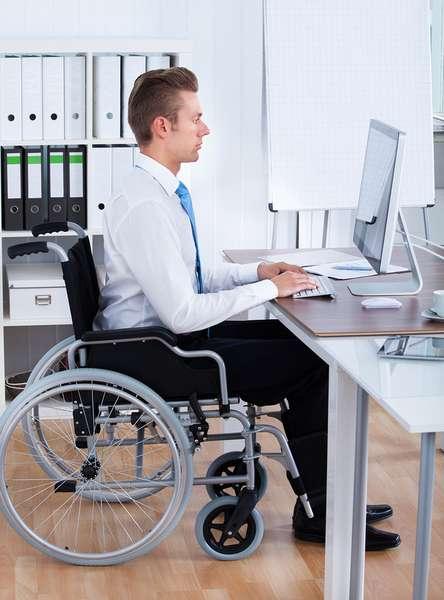 трудоустройство инвалида