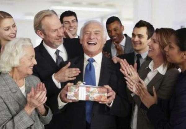 Увольнение в связи с уходом на пенсию - фото