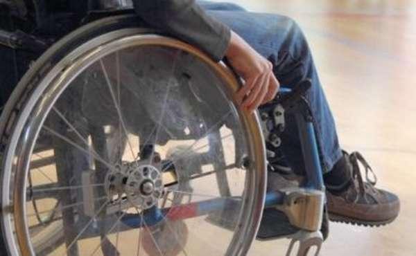 Ребенок-инвалид - фото