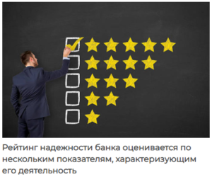 Рейтинг надежности Совкомбанка среди банков России на сегодня
