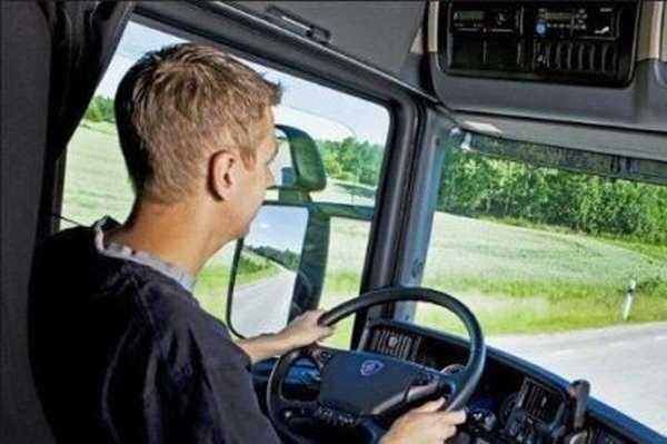 Водитель авто - фото