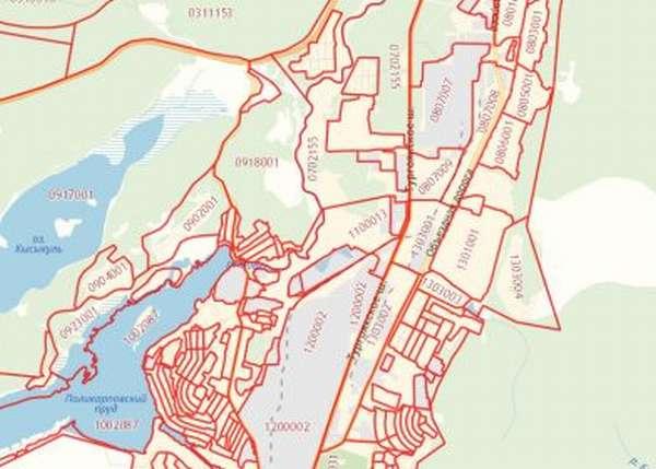 Почему участка нет на кадастровой карте: причины отсутствия на публичной карте Росреестра