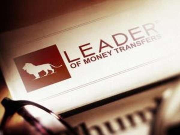 В каком банке можно получить денежный перевод Лидер (Leader)?