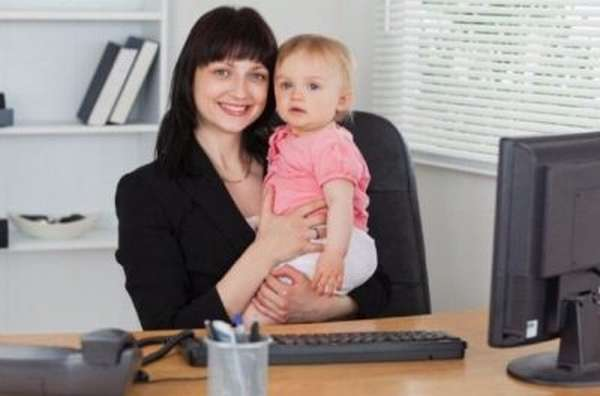 Увольнение из отпуска по уходу за ребенком