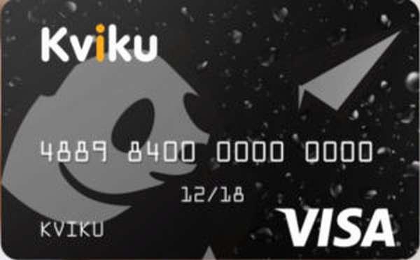 кредитка квику